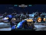 WH40K Regicide Let's Play - Snakebites Vs Ultramarines
