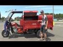 Трицикл ГЕРКУЛЕС Q1 200 обзор