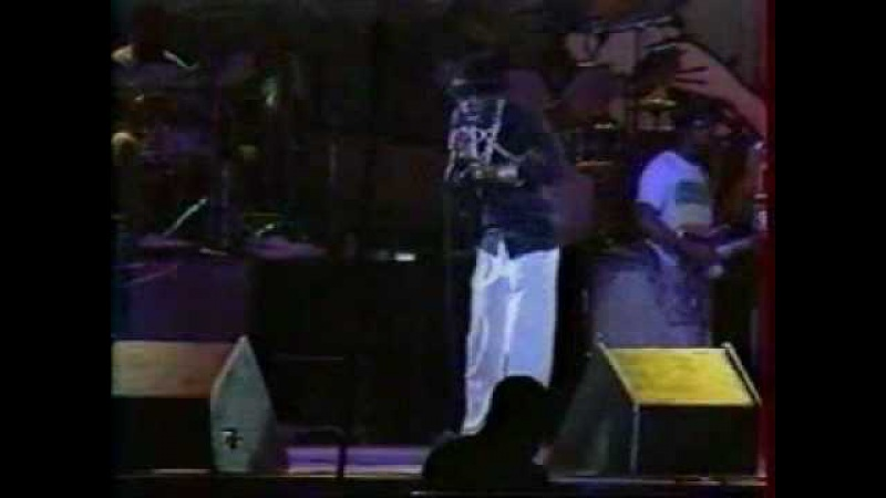 Ninjaman @ Reggae Sunsplash 1989