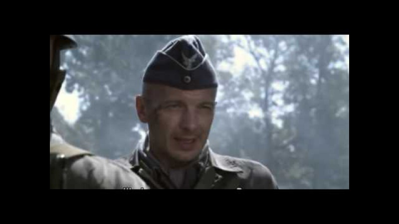 Тайна ефрейтора Мюллера, НЕМЕЦ, 1-2-3-4 серия, ОБАЛДЕННЫЙ военный Детектив, военные ...