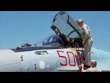 الرئيس الأسد يتفقد قاعدة حميميم العسكرية