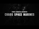 Warhammer 40,000: Codex Chaos Space Marines