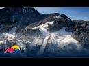 The World's Most Dangerous Downhill Ski Race Streif One Hell Of a Ride