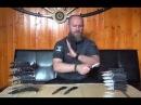Нож Strider SMF оживает в умелых руках! Фильм 2 (English subtitles)