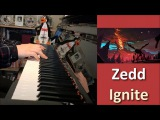 League Of Legends Worlds 2016 - IGNITE - Zedd (Piano Cover by Amosdoll)