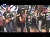 HIBRIA - Living Under Ice (Live RadarTVE)