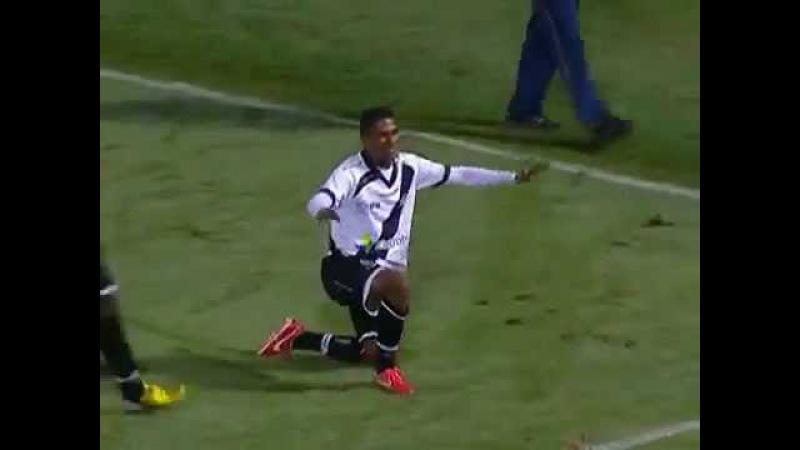 Gols: Vasco 2 x 0 Atlético MG - 4ª Rodada Brasileirão 2013 Série A