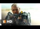 Elysium 2013 - Krugers Kill Scene 4/10 Movieclips
