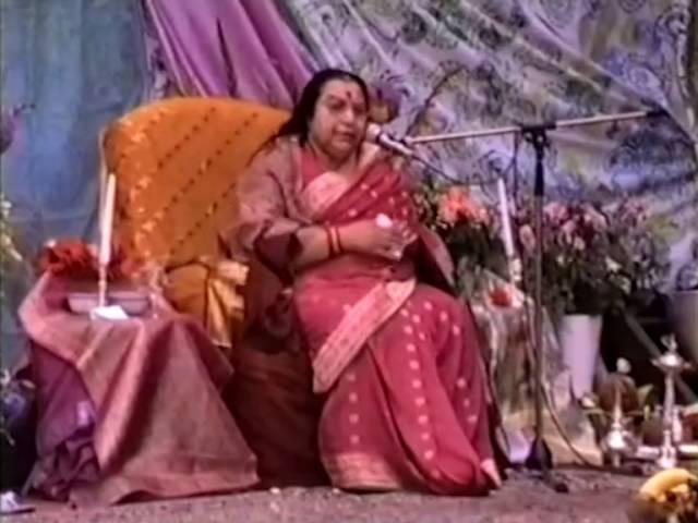 Пуджа шри ВишнуМайе 4 07 1992 г