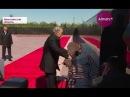 Нурсултан Назарбаев возложил цветы к памятной доске музейного комплекса «АЛЖИР...