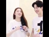 Ли Сон Гён и Нам Чжу Хёк (