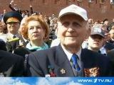 Время (Первый канал, 9.05.2011) Праздничный выпуск
