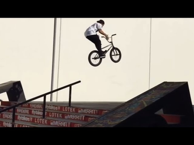 BMX- Stevie Churchill mikey tyra 2017 Onsomeshit, Cult Federal