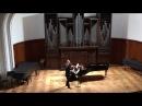 Бетховен Крейцерова Соната для скрипки и фортепиано ля мажор, соч. 47.