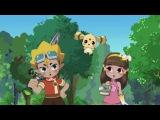 Cartoon Video in Hindi  Suryanagar ke Saahasi  Mushroom Kids se Muqabla