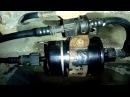 Замена топливного фильтра на Lifan x 60