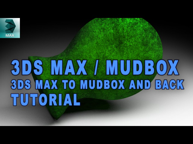 How To Export From 3dsMax to Mudbox - 3D VFX Tutorial