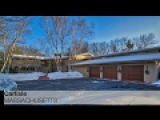 Video of 97 McAllister Drive   Carlisle, Massachusetts real estate homes by the Senkler Team