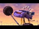 Мультики про машинки для детей - ТРАКТАУН - Все серии подряд - Сборник
