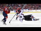 Топ-10 силовых приёмов НХЛ 2016-17
