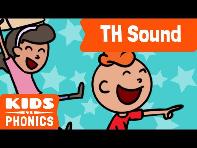 TH-hard | Fun Phonics | How to Read | Made by Kids vs Phonics