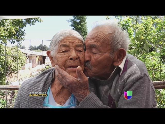 Historia real de un amor eterno que lleva 81 años de matrimoni