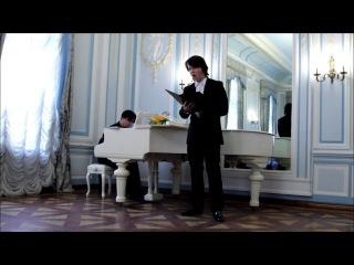 Rustam Yavaev (countertenor) - Arietta all'antica (Rossini)