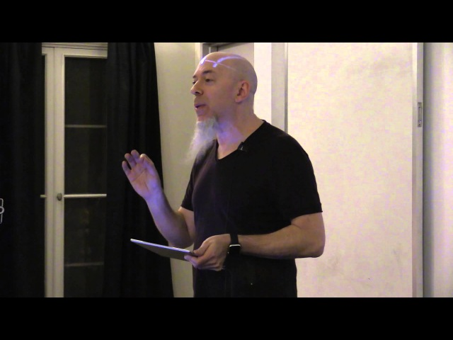Jordan Rudess New music technology for the keyboardist