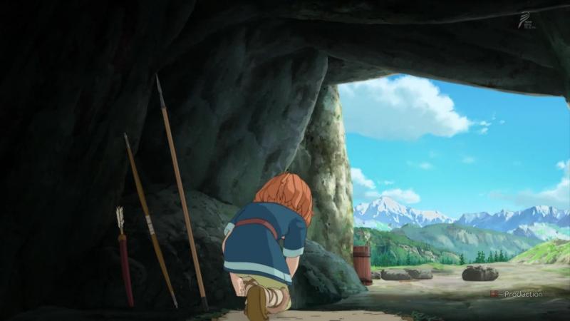 Рони, дочь разбойника - 19 серия (Sanzoku no Musume Ronja - Episode 19) (2014)