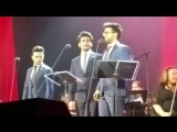 Il Volo - La Traviata Libiamo ne' i calici (Easton,PA 020317) By @sgibson144