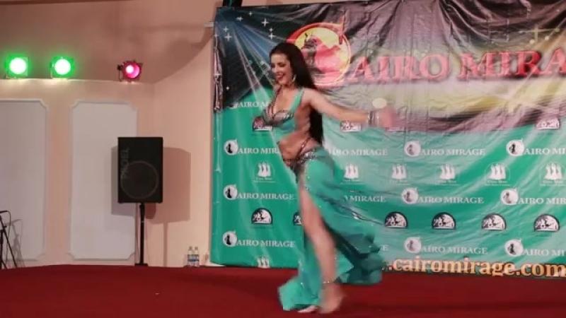 Diana Zolnikova, Cairo Mirage 2016 Cd professionals 2278