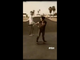 Видео с Инста Стори Зака