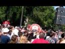караоке на майдане в Бердянске
