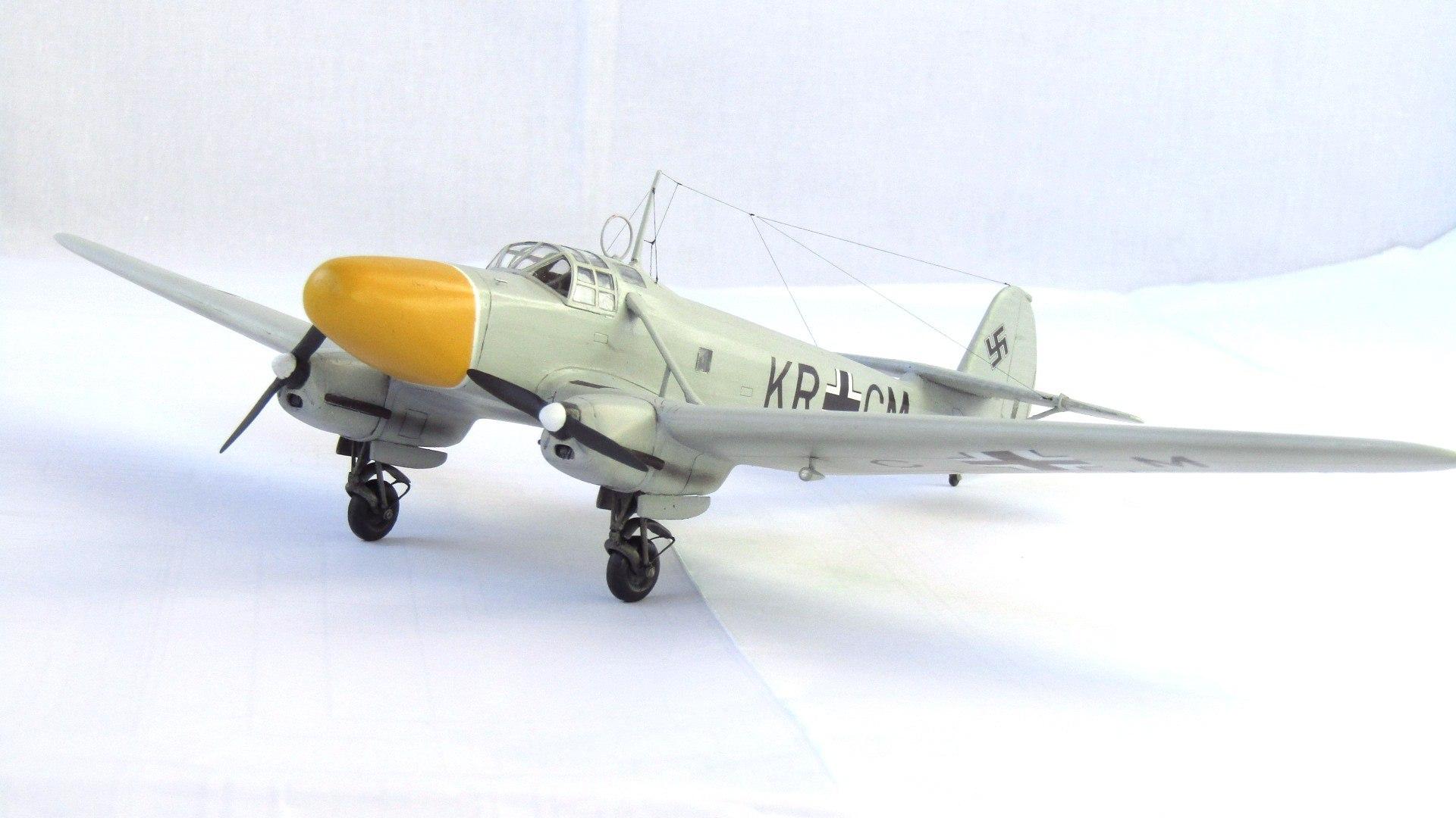 FW - 58C weihe 1/72 (Special Hobby) TtMAxSSPvCw