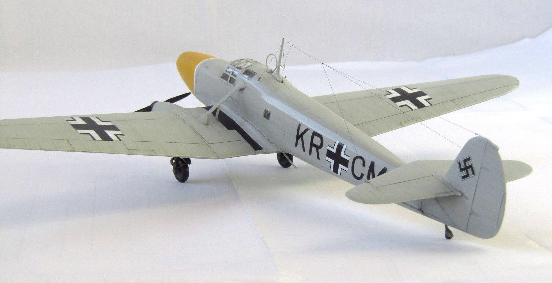 FW - 58C weihe 1/72 (Special Hobby) E5Dfy29YE90