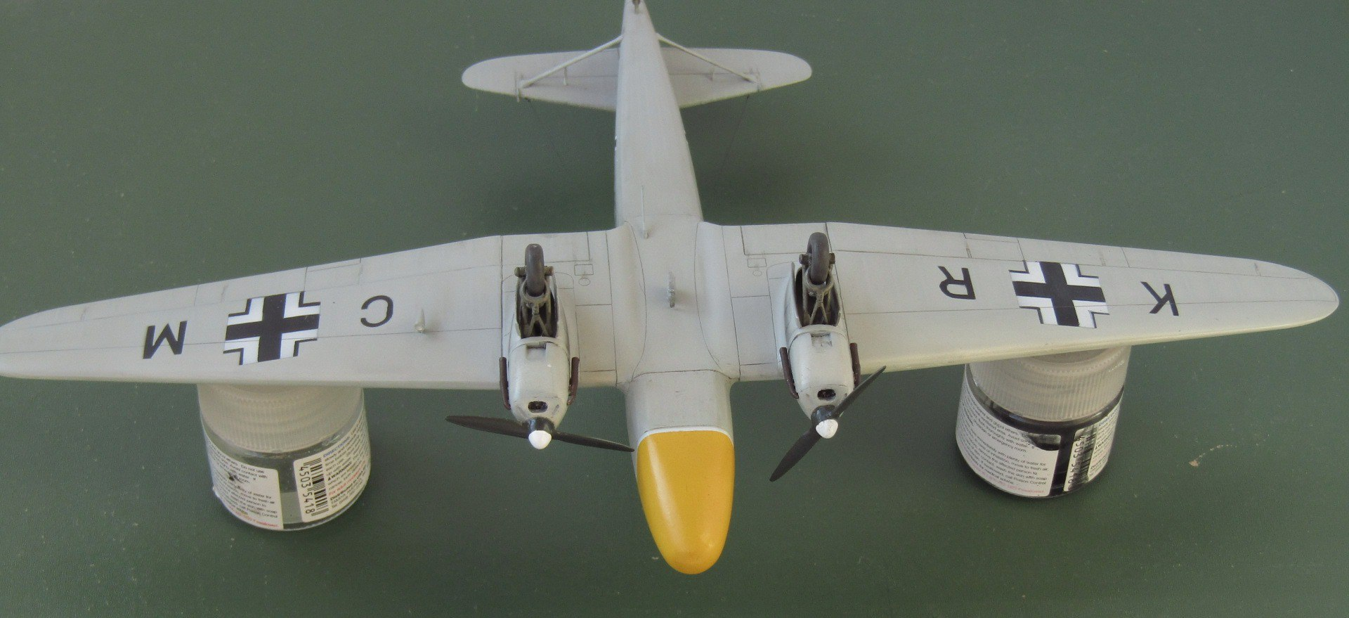 FW - 58C weihe 1/72 (Special Hobby) 25hV4BE4Da0