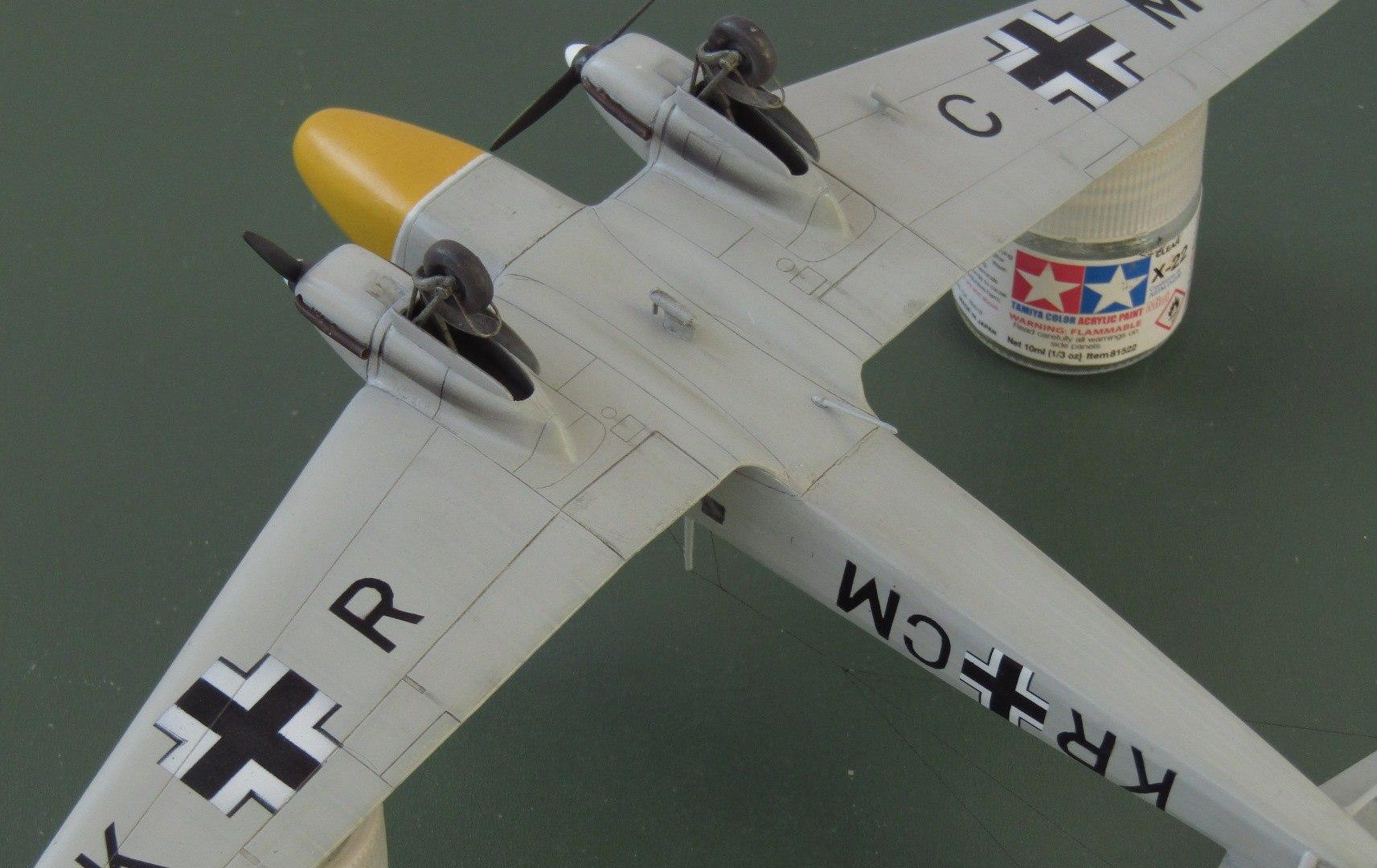 FW - 58C weihe 1/72 (Special Hobby) TYOKpyvTT0k