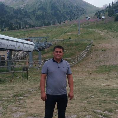 Багдат Токбаев,