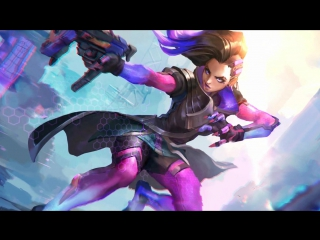 Sombra ¦ Animated Wallpaper - Overwatch