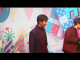 FCVK15.01.2017 HYUNGWON birthday party @ Guilty Lounge Event (Shownu focus)