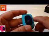 Умные часы Smart Baby Watch Q50 c GPS-трекером