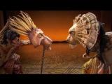 Мюзикл Lion King («Король лев»)— «Circle oflife» 🦁
