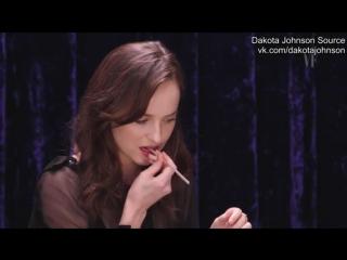 Скрытые таланты Дакоты для «Vanity Fair» (2017) [русские субтитры]