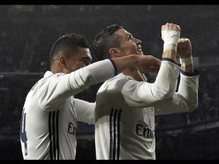 Топ-10 голов «Реал Мадрид» в январе