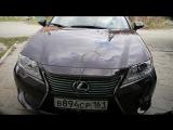 Тест CERAMIC PRO LIGHT на Lexus ES 250