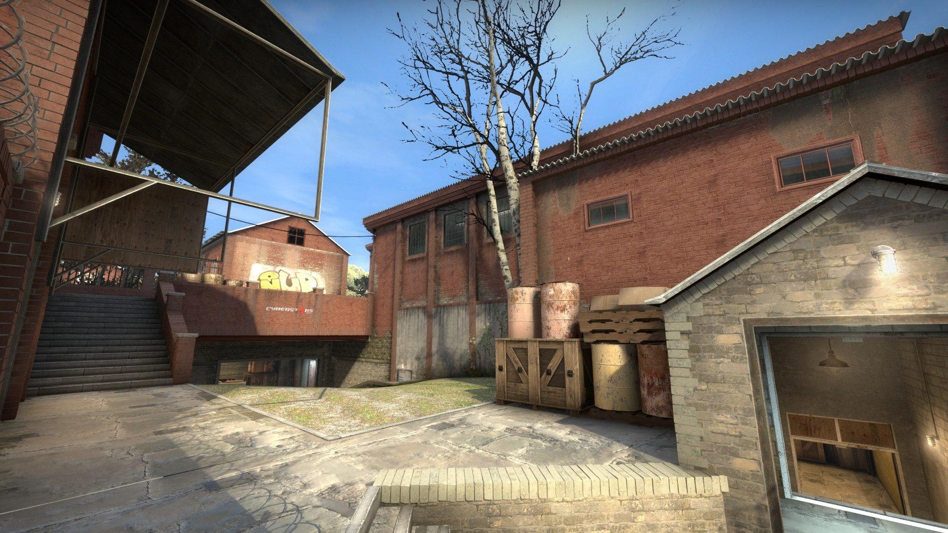 CS:GO] 2 Aim - 3D - Mapcore