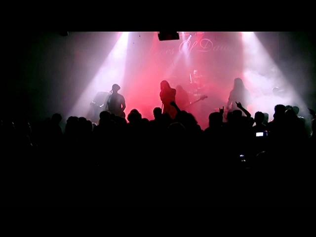 Throes of Dawn - Vertigo (Highland Metalfest 2012)