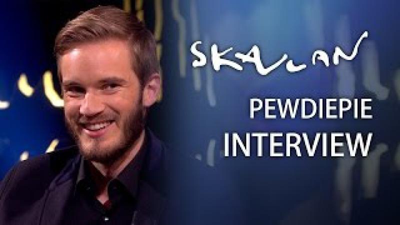 PewDiePie (English Interview)  