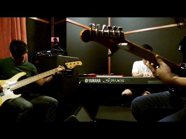 [Jack Thammarat Band] Stratus - Billy Cobham - Jam Session