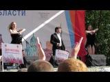 Феликс Царикати жжет в Клинцах 27.05.2017